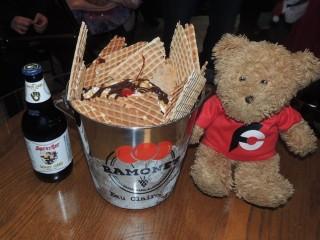 #823 Ramone's Ice Cream Milk Pail Sundae Challenge Eau Claire