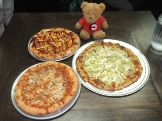 #824 QC Pizza's Big Dill Triple Pizza Challenge Mahtomedi MN