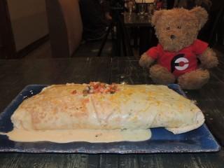#826 Lock Dam Mega Burrito Challenge Hastings Minnesota