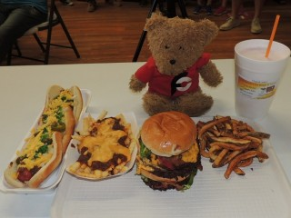 #830 Burger Bar All American Challenge Cleburne