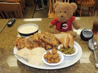 #838 Wolf Den Chicken Fried Steak Challenge Gainesville TX