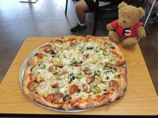 #841 Big Slice Springfield Beast Mode Pizza Challenge