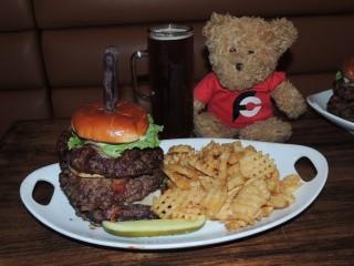 #845 Brewster's Belly Buster Burger Challenge Fairbanks AK