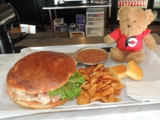 #847 Hamlet Hot Ham and Cheese Sandwich Challenge