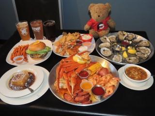 #851 Lakewood Fish and Seafood Overload Challenge