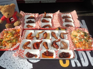 #855 New Wing Order Spicy Mouth Melter Challenge