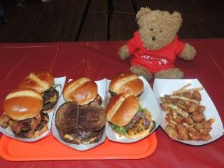 #857 Redneck Pig Burger Challenge Dover TN