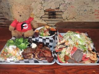 #866 Dick's Last Resort T-Bone Steak Challenge