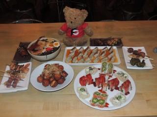 #869 Two Ten Jack Japanese Food Challenge Chatanooga