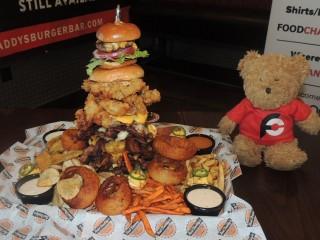 #873 Bad Daddy's Burger Bar Challenge Gastonia