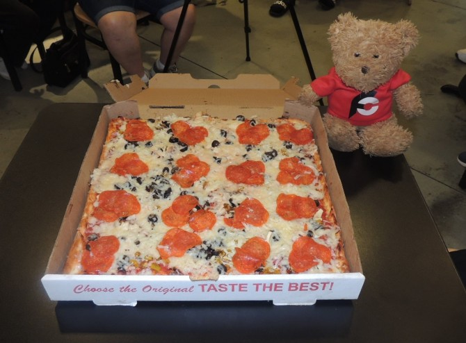 DiCarlo's Pizza Challenge Myrtle Beach