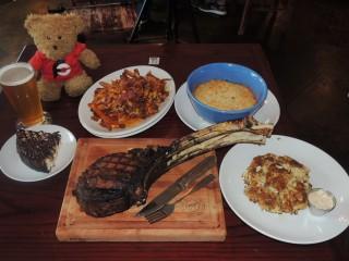#880 Crooked Oak Tavern Dirty Myrtle Steak Challenge Conway