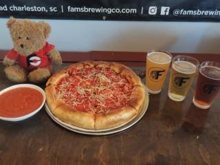 #884 Fam's Brewing Co Famulari's Pizza Challenge Charleston
