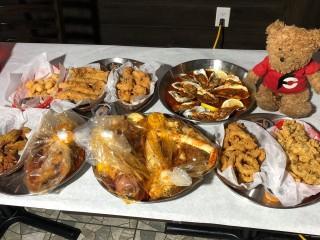 #888 Juicy Crab Cajun Seafood Boil Challenge Austell GA