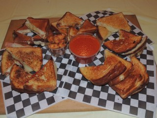 #899 Cheesy Bob's Meltdown Grilled Cheese Sandwiches Challenge Florence AL