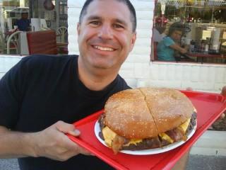 Goliath Burger