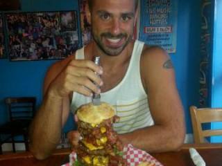Fat Elvis Burger